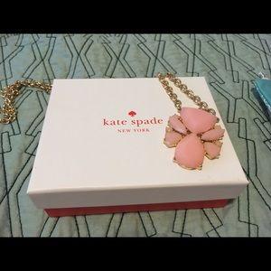 Kate Spade floral Long necklace